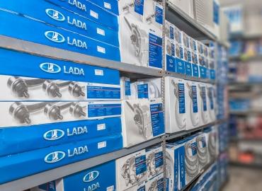 γνήσια ανταλλακτικά Lada