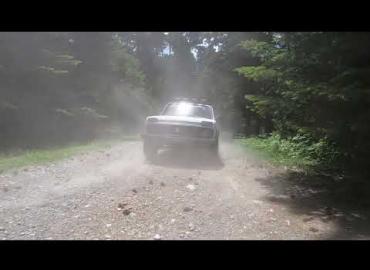 Lada Niva 4x4 offroad διαδρομή Ά